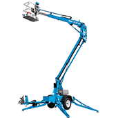 Need-A-Tool: Lifting Equipment Available in Durban (trailer-mounted lifts)