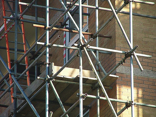 Climb Higher with Scaffolding Hire in Durban