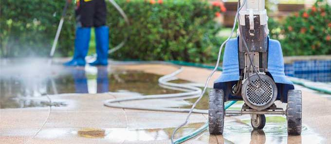 5 Surprising High-Pressure Washer Uses