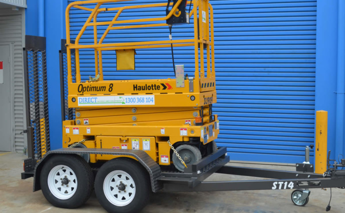 6 Reasons to Rent a Scissor Lift for Your Factory